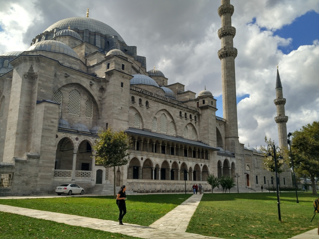 Süleymaniye Mosque, Istanbul, Turkey