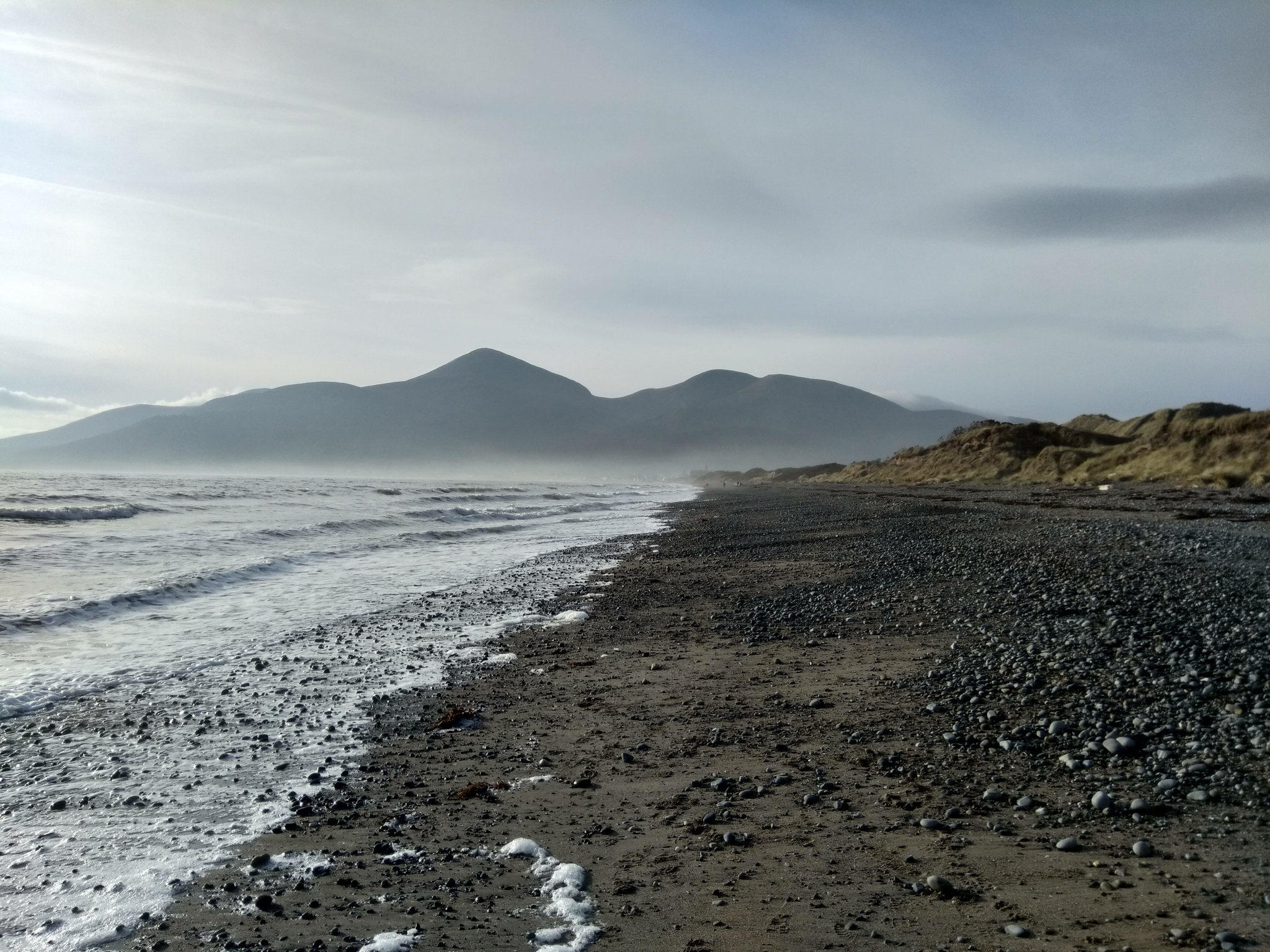 Murlough Beach, County Down, Northern Ireland